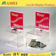 Top Popular square acrylic cigarette dispenser