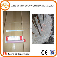 Made in china Good Quality Injectable Planting-bar Glue (epoxy Type)