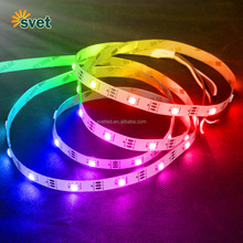 Programmable dream color SMD5050 WS2812B digital addressable rgb led strip