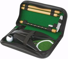 Executive Putting Portable Golf Gift Set For Souvenir
