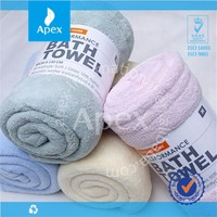 New arrival unique bath towels