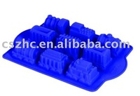 Silicone Bakeware/Cake Mould of Old Castle Shape