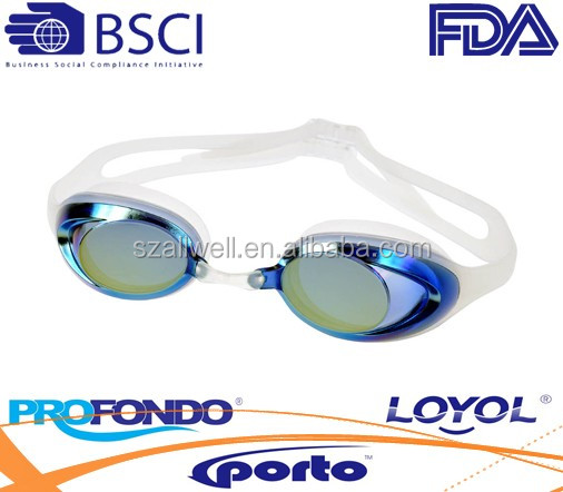 Hoting Selling Silicone Swimming Goggle