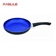 Aluminium marble coating fry pan