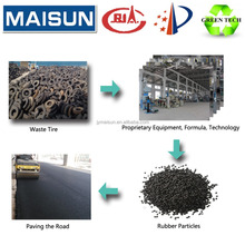 Rubber Modified Asphalt material for paving road