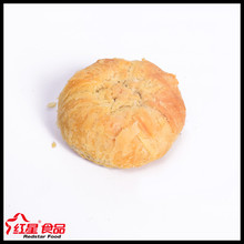 healthy HALAL snack food Chinese famous brand Redstar white kidney bean paste stuffing pastry snack