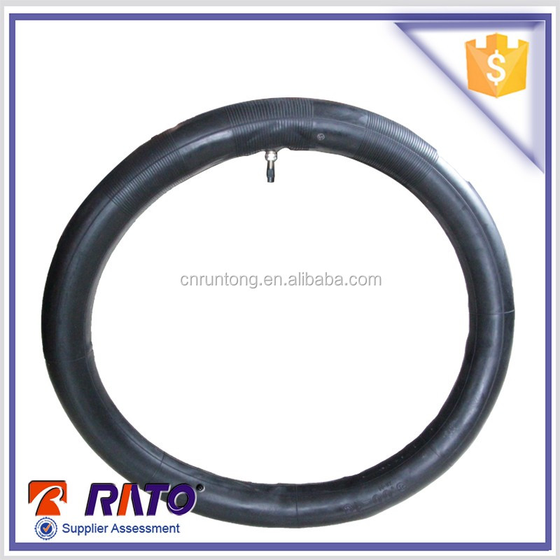 China factory supplier cheap 3.00-17 motorcycle butyl tire tube