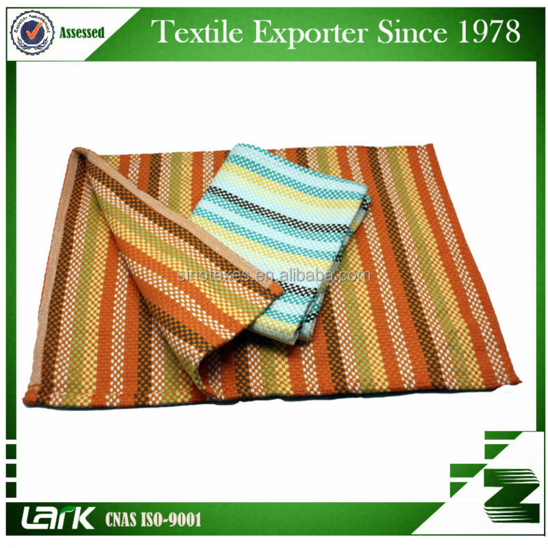 promotional 100%Cotton yarn dyed Tea Towels wholesale,bulk kitchen towels