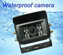 CCD/CMOS chip super Wide angle car rear view camera(LC-018D)