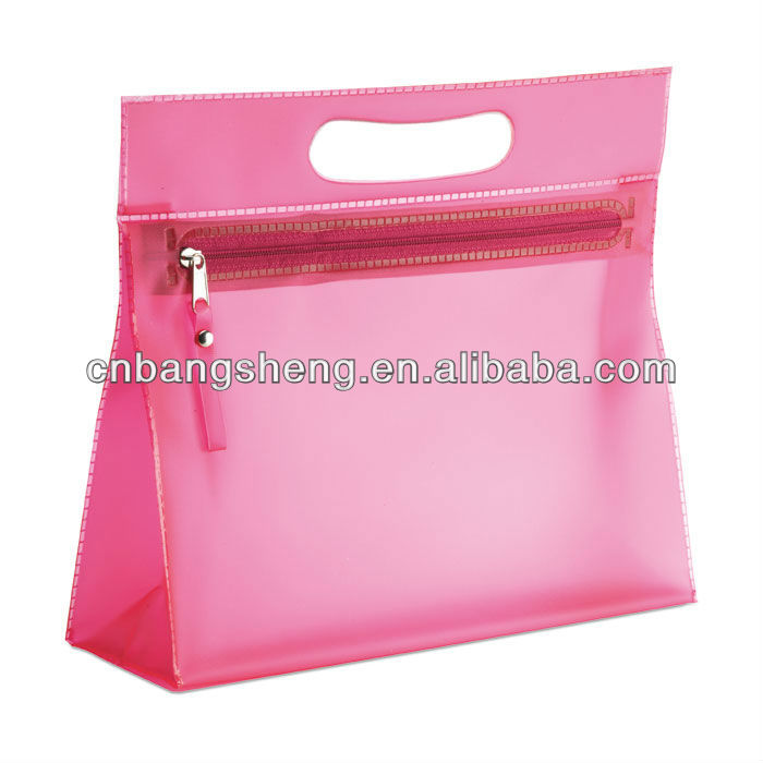 Hot sell& Cheap cosmetic pouch PVC
