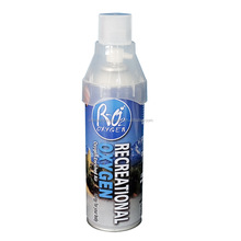metal tinplate Empty oxygen aerosol can with mask wholesale at factory price