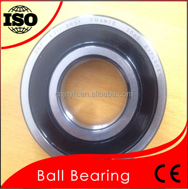 2RS ZZ SKF6311 Deep Groove Ball Bearing 6311