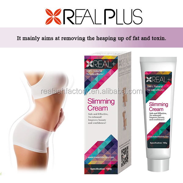 Personal body shaping customized no side effect natural body slimming cream
