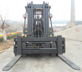 Brand New Cabin Forklift CPCD50 with Hydraulic Cascade Sideshift and Twin Tires