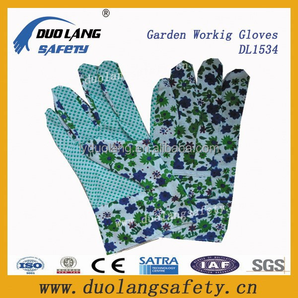 child garden gloves long to elbow garden gloves with logo
