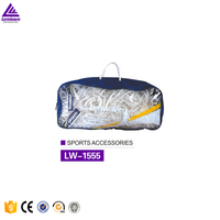 Hot sale Lenwave 7 people team sports durable net of soccer football dedicated match durable football net