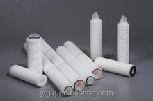 wholesale oil filters distributors 0.2 micron pvdf microfiltration membranes water filter replace pall filters