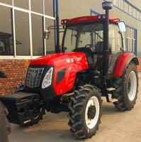 HX1004 CE/EEC approved 100hp agriculture farm tractor