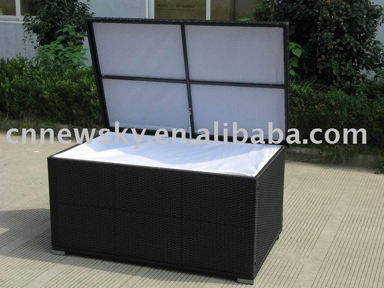 Rattanmöbel Für Die Terrasse Terrasse Rattan Möbel Knockdown  Aufbewahrungsbox   Buy Product On .