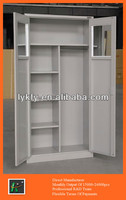 Modern Design Metal Clothes Cabinet