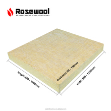 ROSEWOOL quality price Stone wool Insulating Sound Rock Wool Board