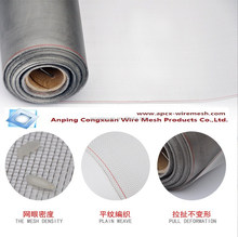 2017 Hot Selling Customized Stainless Steel Window Screen For Home Decoration