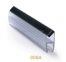 Chinese Supplier Shower Sliding Door Magnetic Weather PVC Edging Seal Strip