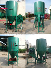 Poultry mash feed making machine in China