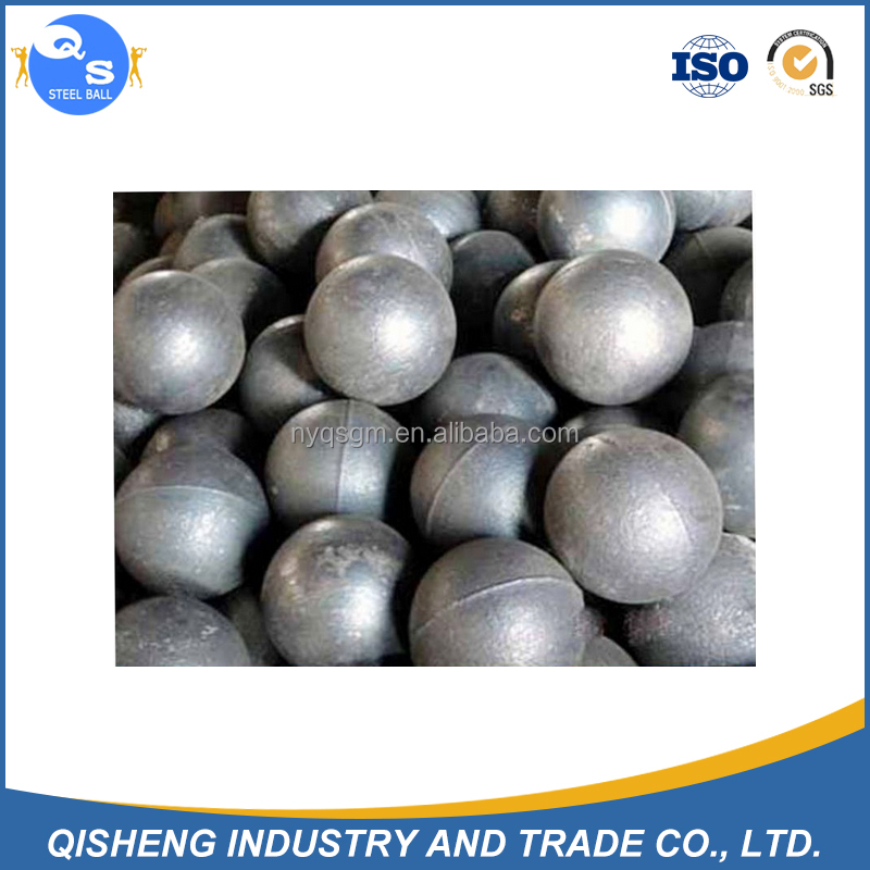 forged and casting grinding steel ball for ball mills