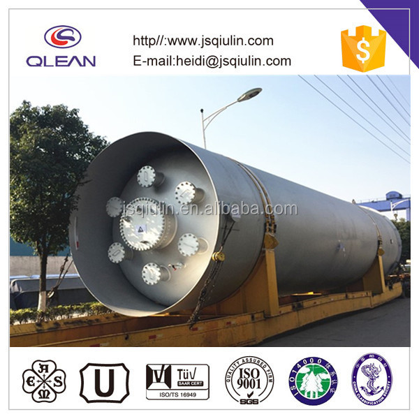 Tower/Reactor/Exchanger/Storage Tank Pressure Vessel for oil/gas/chemical industry