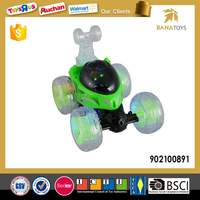 High quality remote control stunt car toy for kids