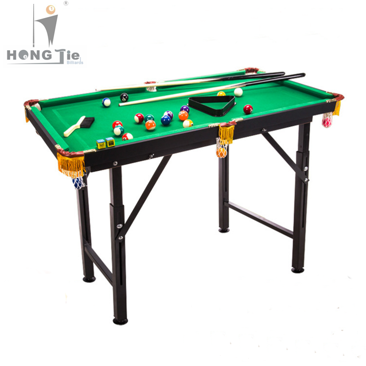 Factory Direct Sales Economic Mini Pool Table, Kids Portable Billiard Pool  Table