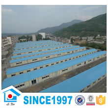 Prefabricated Steel Structure Chicken Poultry House
