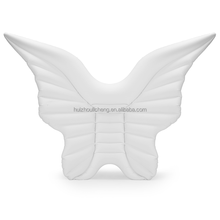 Made in china Inflatable Float Amazon Wholesale Angel Wings Pool Float