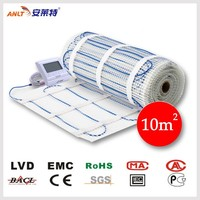 snow melting heating mat