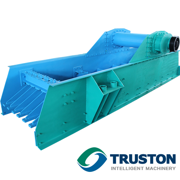 Plastic low price mining vibrating grizzly screen feeder for wholesales