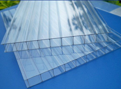 Greenhouse Polycarbonate Sunshine PC Sheet with 10years guarantee
