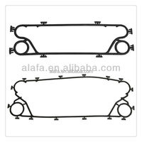 Branded Plate Heat Exchanger gaskets like Alfa laval M20M,heat exchanger component