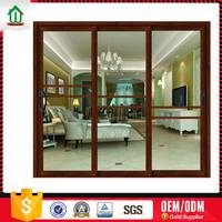 Good Quality Original Design Custom Design Triple Glass Sliding Door