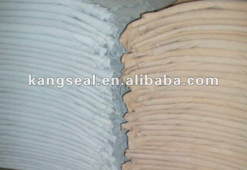 Genuine pig leather, genuine leather, Pig split (Second layer), Glazed pig leather, Waxing pig leather BSS2034
