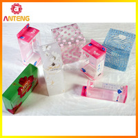 designed plastic pvc box packaging