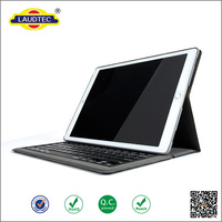 "Premium Leather Bluetooth Keyboard Case Cover For 12.9"" IPAD PRO"