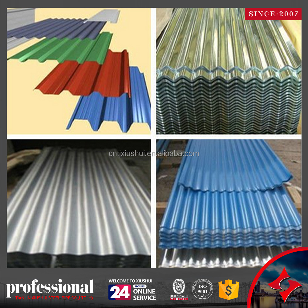 corrugated roofing steel sheet 005