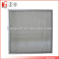 Shanghai booguan air condition filter wire mesh