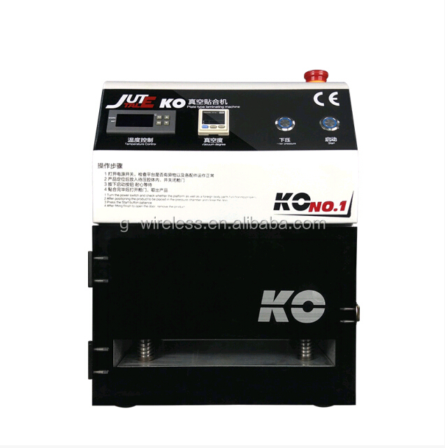 KO NO.1 Lcd Glass Laminating Machine For Broken Mobile Phone LCD touch screen Refurbish Service