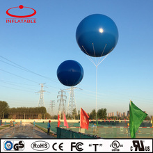 PVC inflatable event decoration floating helium balloon