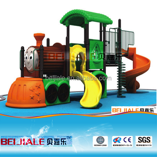 2014 plastic children outdoor playground equipment PP067