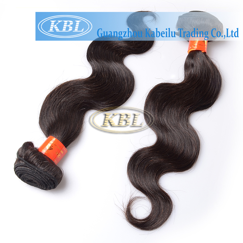 KBL hair products cheap bundles of wet and wavy indian remy hair,valencia rose hair