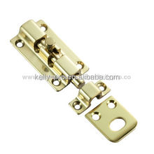 Door Window Barrel Bolt Brass Bolt Slide Security Door Lock