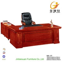 Excellent Quality Furniture Used Classic Solid Wood Office Desk MA-37